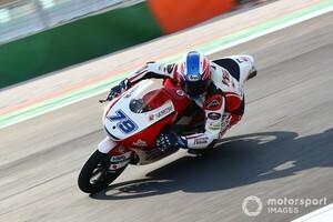Moto3エミリア・ロマーニャ決勝:小椋藍、3連続表彰台獲得でポイント差詰める。優勝はフェナティ