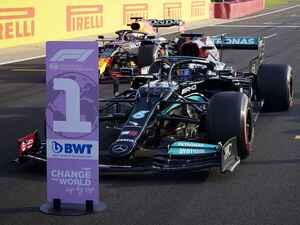 2021年F1第10戦、ハミルトンがトップタイムをマークしてスプリント予選セッションへ【イギリスGP予選】