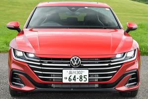 新型VWアルテオン シューティングブレークに速攻試乗!! 適度にスタイリッシュでアクティブでちょうどいい感じなのだ!!