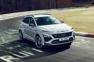 【コンパクトな高性能SUV】新型ヒュンダイ・コナN 欧州発表 280psに8速DCT