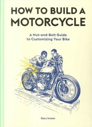 HOW TO BUILD A MOTORCYCLE【新書紹介】