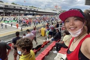 スペイン留学中のバイクタレント コロナ禍でのMotoGP海外レース観戦!
