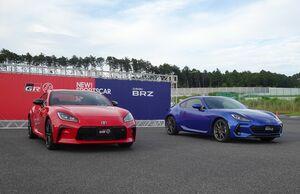 新型「GR86/BRZ」に試乗、トヨタとスバルの異なる個性を実現 アライアンス生かしたスポーツカー事業の好事例
