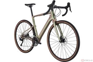 自転車のアドベンチャーモデル? キャノンデールの新型「Topstone Carbon 6」にはどんな特徴が?