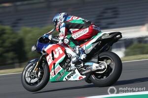 【MotoGP】アレックス・マルケス、兄マルクの復帰戦7位を称賛!……でも「負けたのは嬉しくない」