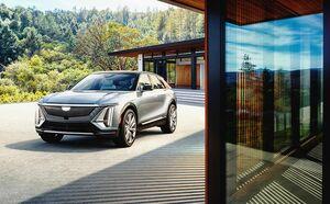 GM、キャデラック初のEV「リリック」 米国で9月から受注開始