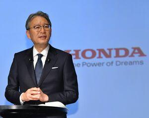 ホンダ、2040年に新車販売すべてをEVとFCVへ 2024年には軽自動車のEVも投入