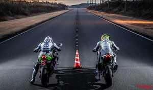 ニンジャZX-25Rで実測200km/hに挑戦#3【0-1000mアタック全開加速!!】