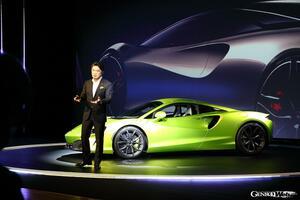 マクラーレンの最新PHEVスーパースポーツ「アルトゥーラ」、本体価格は2965万円から