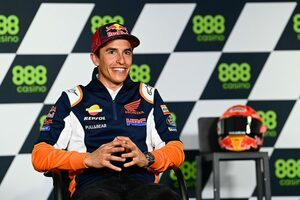 マルク・マルケス、レース復帰の心境は「緊張しているけど楽しみ。何もこだわるつもりはない」/MotoGP第3戦ポルトガルGP
