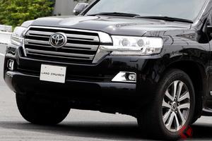 タイヤの刻印「M+S」ってどんな意味? トヨタ「ランクル」などSUVに純正装着されるワケ
