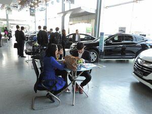 2021年3月の中国新車市場、コロナ反動で75%の大幅増 中国汽車工業協会