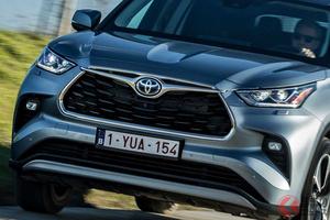トヨタの3列SUV「クルーガー」がプレミアムに一新! HVを新設定し豪で発売