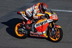 【MotoGP】マルケスだって人の子です! 長期療養明けのレース復帰に「ナーバスになっている」と認める