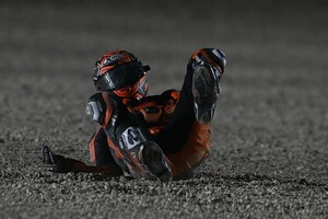 "【MotoGP】ペトルッチ「肩脱臼してたみたいだけど今は平気」昨年テック3優勝のポルトガルで""真の力""発揮に期待"