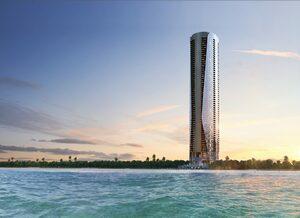 ベントレーが高さ約228m、60階超の高級タワーマンション「ベントレー・レジデンス」の開発を発表