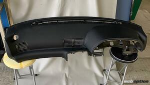 「約10万円でダッシュボードが蘇る!?」R32スカイライン乗り感涙の新メニューをロブソンレザーが開始