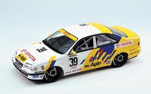 【新製品】JTCCで活躍した'94年規定のツーリングカーを精密の再現したプラモデル