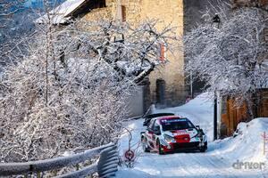【トヨタが1-2-3!】王者オジエが総合首位に浮上! 上位3台をトヨタが独占。【WRC ラリー・モンテカルロ Day3】