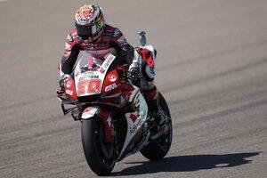 中上貴晶「セクター1を改善できたらトップ3に入れる」/MotoGP第8戦ドイツGP初日