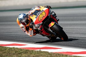 "【MotoGP】ホンダの苦戦、改善に「""バイク新造""は必要ない」とエスパルガロ弟。掴んだ糸口をドイツで実証目指す"