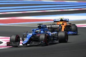"""母国レースで好調のアルピーヌF1。アロンソ「""""通常""""の競争力に戻った」と安堵"""