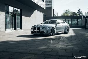 ACシュニッツァー、最新型BMW M4のチューニングプログラムをスタート