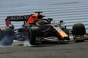 フェルスタッペン、フランスGP初日首位も警戒怠らず「かなり改善できたが、簡単な週末にはならない」