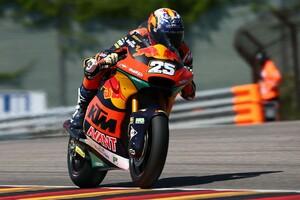 Moto2ドイツ予選:ラウル・フェルナンデスがレコード更新タイムでPP。小椋藍8番手スタート