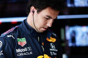 ペレス12番手「渋滞で本来のタイムを出せず。セットアップ再調整の必要も」レッドブル・ホンダ/F1第7戦金曜