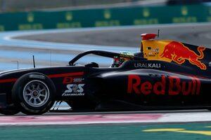 上位グリッド争いに手応え。8番手獲得の岩佐歩夢、決勝は「表彰台を狙っていきたい」/FIA-F3第2戦予選
