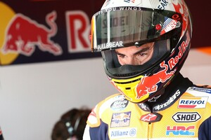 "【MotoGP】ロッシの現状、マルケスには理解不能? 上位争い""不可""なら「考え直す時期」"
