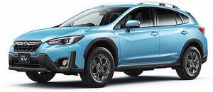 スバル、「XV」に特別仕様車「スマート・エディション」追加 LEDヘッドランプ標準装備