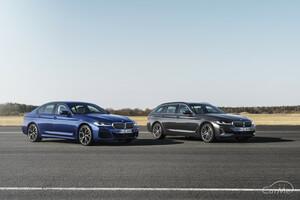 iPhoneで施錠可能、先進運転支援技術全グレード標準装備…BMW 新型5シリーズ登場