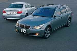 【ヒットの法則369】BMW5シリーズ(E60)はフェイスリフトで次世代に向けた見事な進化を遂げていた