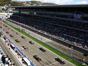 F1ロシアGP、ボッタスが今季2勝目、フェルスタッペンは2位、ホンダ勢は4台全車入賞を果たす【モータースポーツ】