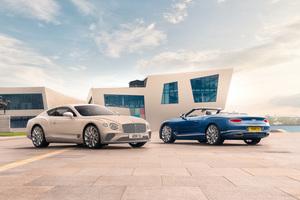 ベントレーのビスポーク部門が開発した「コンチネンタル GT マリナーシリーズ」の国内価格発表