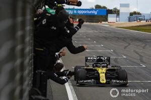 ルノーF1のアビテブール代表、チームを成長させたダニエル・リカルドに感謝「彼がいなければ今のルノーはない」