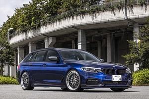 【BMWカスタマイズ最前線 2020】「BBS LM」流麗なツーリングを支えるBBSならではの伝統芸