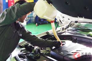 劣化したエンジンオイルのせいでエンジン破損!? 汚れのチェック頻度はどのくらいが望ましい?