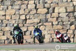 【MotoGP】恐怖のスズキ勢の速さ! アレックス・リンスに追い抜かれた瞬間、レースの行方悟ったモルビデリ!