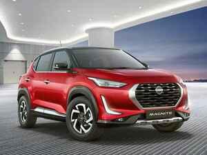 日産が新型コンパクトSUV「マグナイト」を発表。2021年初頭にインドで発売予定