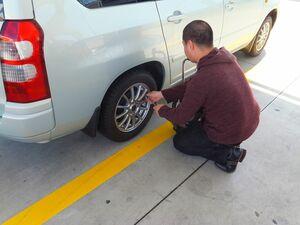 JATMA、2020年の路上タイヤ点検 整備不良率は34% 最多は空気圧不足
