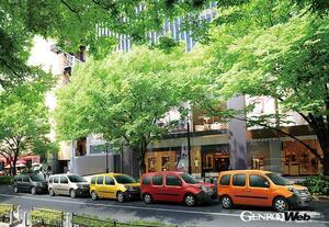 ルノー、カラフルな5色のボディカラーが選べる特別仕様車「カングー パナシェ」を限定販売