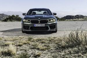 BMW M5に史上最強のパワーと軽量化を実現した「M5 CS」本国発表