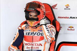 【MotoGP】マルク・マルケス、怪我の影響未だ引かず「ライディングを楽しめていない……」