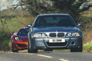 【1000万で選ぶなら】マクラーレン12C BMW M3 CSL 同価格帯の2台を比較 前編
