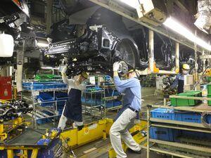 スバル、国内工場の稼働停止を延長 9/23から操業再開予定