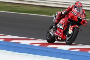 MotoGPサンマリノFP3:前戦優勝のバニャイヤがトップタイム。中上貴晶は11番手で予選Q1スタート