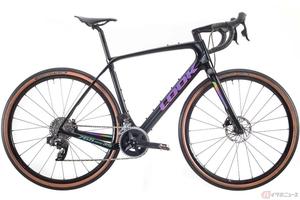 フランスの自転車メーカー「LOOK」から、2022年型の新色「765グラベルRS DISC」が登場